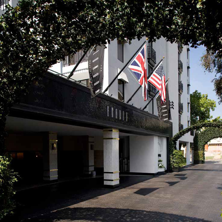 The London Hotel